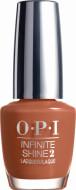 Лак для ногтей OPI Infinite Shine Brains & Bronze ISL23: фото