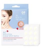 Патчи для проблемной кожи Berrisom G9 AC solution ACNE clear spot patch 60 шт: фото