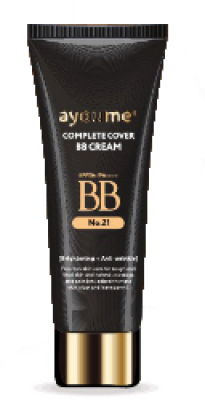 ВВ-Крем AYOUME COMPLETE COVER BB CREAM №21 20мл: фото