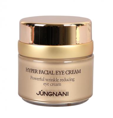 Крем для глаз с пептидами JUNGNANI HYPER FACIAL EYE CREAM 30мл: фото