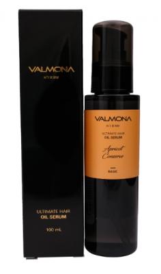 Сыворотка для волос АБРИКОС EVAS VALMONA ULTIMATE HAIR OIL SERUM APRICOT CONSERVE 100мл: фото