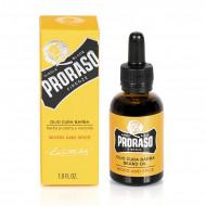 Масло для бороды PRORASO WOOD AND SPICE 30 мл: фото