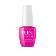 Гель для ногтей OPI GelColor GCT84 All Your Dreams in Vending Machines 15мл: фото
