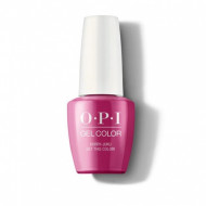 Гель для ногтей OPI GelColor GCT83 Hurry-juku Get this Color! 15мл: фото