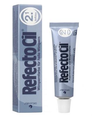 Краска для бровей и ресниц REFECTOCIL #2.1 цвет темно-синий 15мл: фото