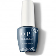 Гель лак для ногтей OPI GelColor Hello Kitty My Favorite Gal Pal HPL09 15 мл: фото