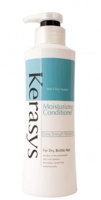 Кондиционер увлажняющий для сухих и ломких волос KeraSys 400 г: фото