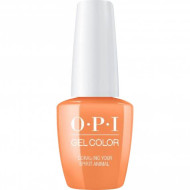 Гель для ногтей OPI GelColor Coral ing Your Spirit Animal GCM88 15 мл: фото