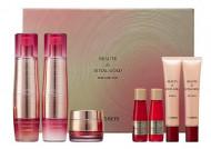 Набор для ухода за кожей The Saem Beaute de Royal Gold Skin Care 3 Set: фото