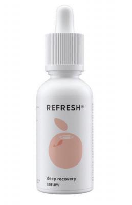 Сыворотка для лица ГИАЛУРОНОВАЯ REFRESH Deep Recovery Serum 30мл: фото