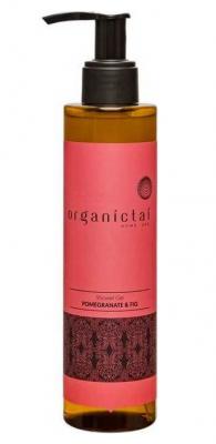Бессульфатный гель для душа с экстрактом граната и инжира Organic Tai Home Spa Shower Gel Pomegranate & Fig 200 мл: фото