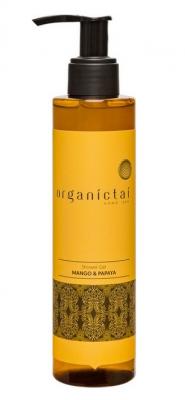 Бессульфатный гель для душа с экстрактом манго и папайи OrganicTai Home Spa Shower Gel Mango & Papaya 200 мл: фото