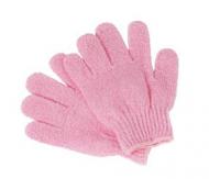 Мочалка-перчатка цветная Sibel 1шт: фото